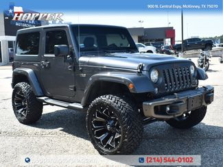 2017 Jeep Wrangler 75th Anniversary Edition in McKinney, Texas 75070