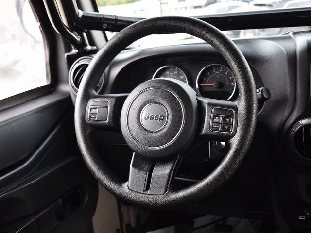 2017 Jeep Wrangler Sport in McKinney, Texas 75070