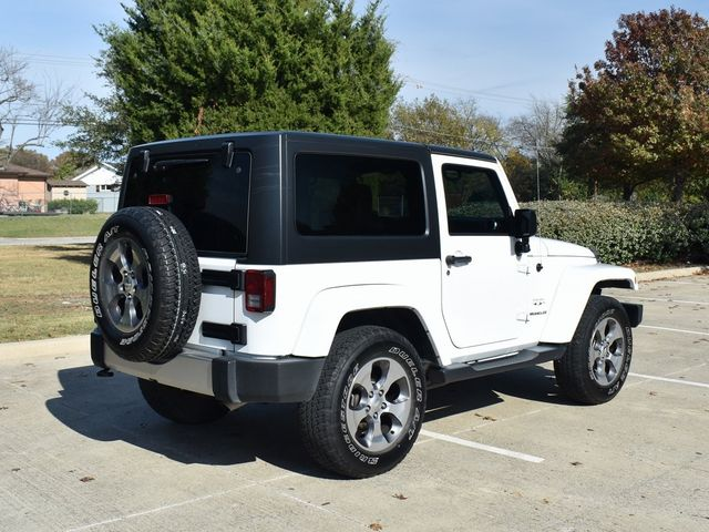 2017 Jeep Wrangler Sahara in McKinney, Texas 75070