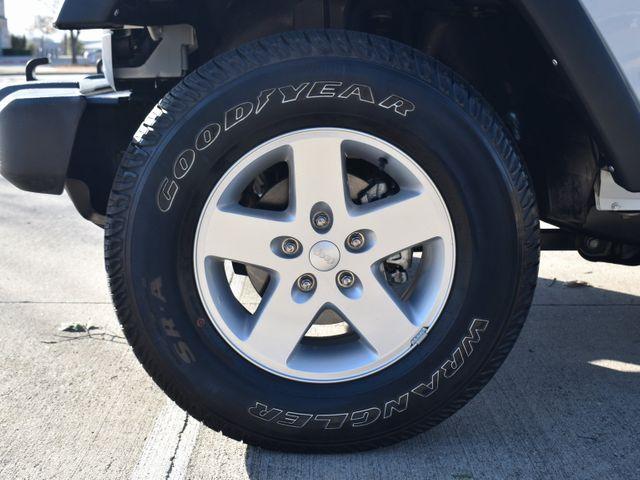 2017 Jeep Wrangler Unlimited Sport in McKinney, Texas 75070