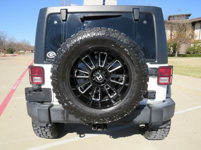 2017 Jeep Wrangler Unlimited Sport New Lift, Wheels and Tires in McKinney, Texas 75070