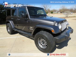 2017 Jeep Wrangler Unlimited Sahara in McKinney, Texas 75070