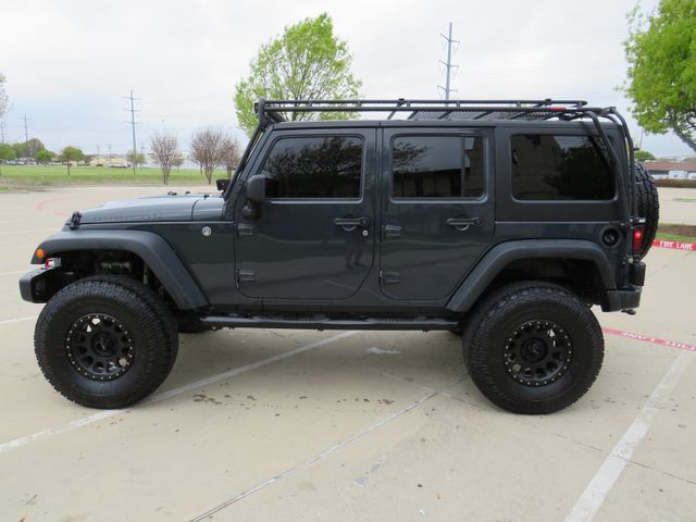 2017 Jeep Wrangler Unlimited Rubicon in McKinney, Texas 75070