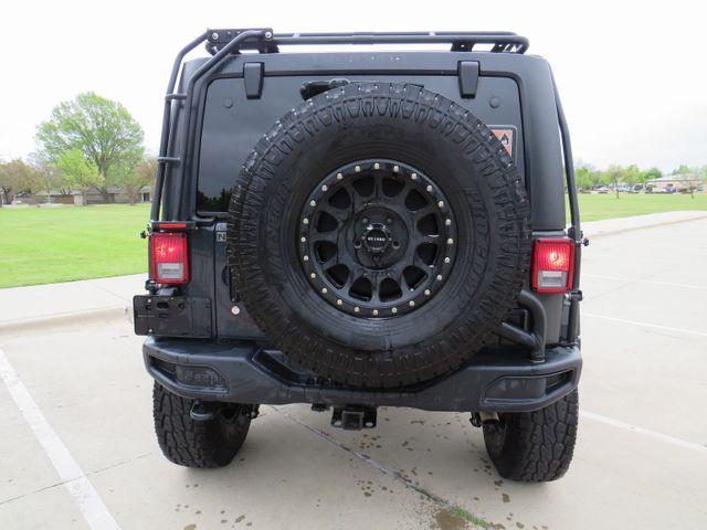 2017 Jeep Wrangler Unlimited Rubicon in McKinney, Texas 75070