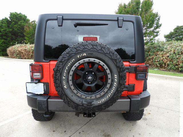 2017 Jeep Wrangler Unlimited Big Bear in McKinney, Texas 75070