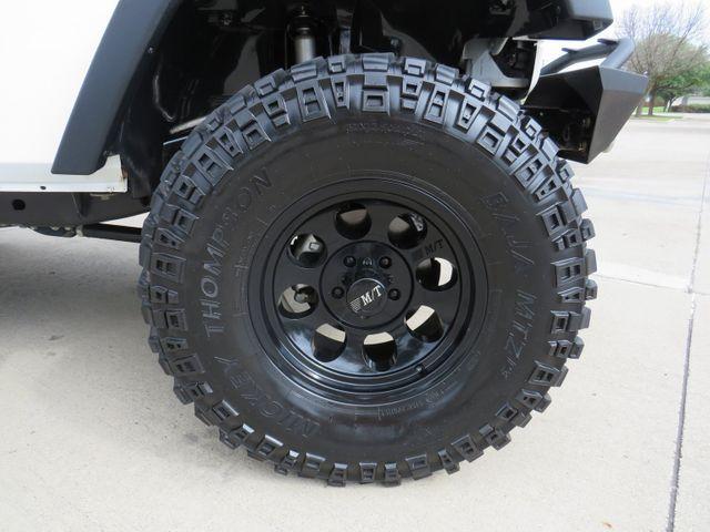2017 Jeep Wrangler Sport Custom Lift, Wheels and Tires in McKinney, Texas 75070