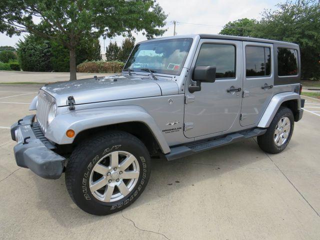 2017 Jeep Wrangler Unlimited Sahara in McKinney, Texas 75070