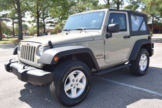 2017 Jeep Wrangler Sport in Memphis, Tennessee 38128