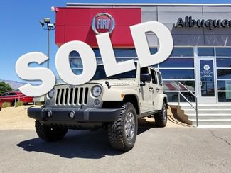 2017 Jeep Wrangler Unlimited Rubicon in Albuquerque New Mexico, 87109
