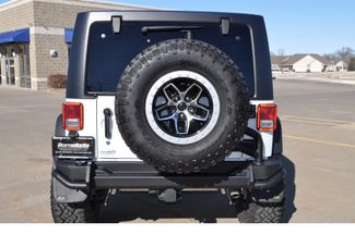 2017 Jeep Wrangler Unlimited Willys Wheeler Bettendorf, Iowa 28