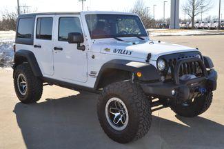 2017 Jeep Wrangler Unlimited Willys Wheeler Bettendorf, Iowa 30