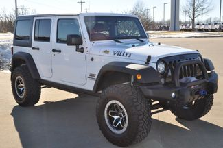 2017 Jeep Wrangler Unlimited Willys Wheeler Bettendorf, Iowa 32