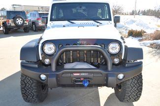 2017 Jeep Wrangler Unlimited Willys Wheeler Bettendorf, Iowa 33