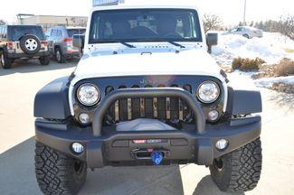 2017 Jeep Wrangler Unlimited Willys Wheeler Bettendorf, Iowa 1