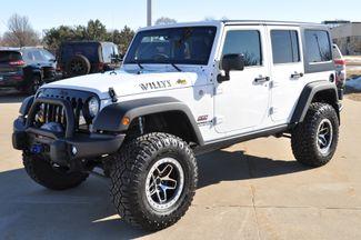 2017 Jeep Wrangler Unlimited Willys Wheeler Bettendorf, Iowa 23