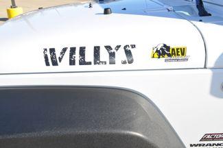 2017 Jeep Wrangler Unlimited Willys Wheeler Bettendorf, Iowa 42