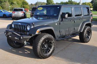 2017 Jeep Wrangler Unlimited Sport in Bettendorf Iowa, 52722