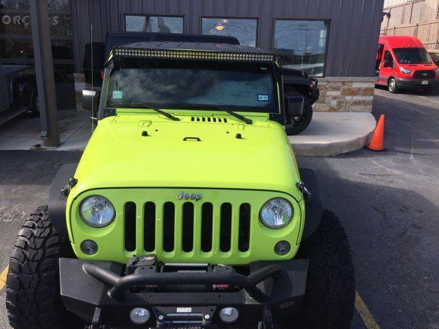 2017 Jeep Wrangler Unlimited Sport in Boerne, Texas 78006