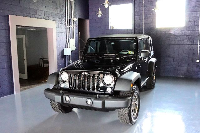 2017 Jeep Wrangler Unlimited Rubicon Bridgeville, Pennsylvania 2