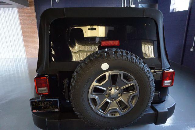 2017 Jeep Wrangler Unlimited Rubicon Bridgeville, Pennsylvania 8