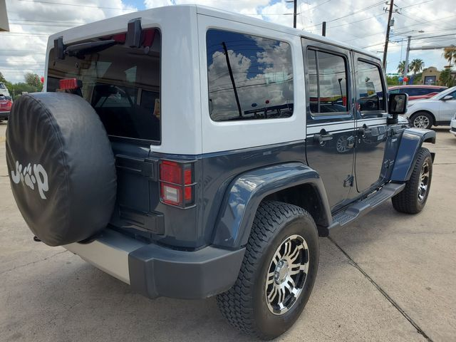 2017 Jeep Wrangler Unlimited Chief Edition in Brownsville, TX 78521