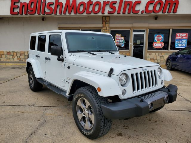 2017 Jeep Wrangler Unlimited Sahara in Brownsville, TX 78521