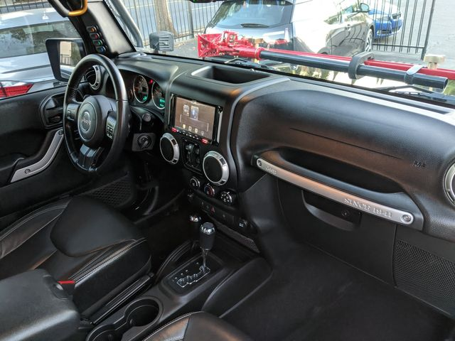 2017 Jeep WRANGLER UNLIMITED RUBICON in Campbell, CA 95008