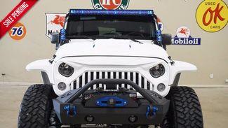 2017 Jeep Wrangler Unlimited Sport 4X4 CUSTOM KEVLAR,LIFTED,NAV,HTD LTH,ALPINE! in Carrollton TX, 75006