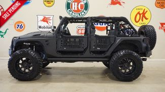 2017 Jeep Wrangler Unlimited Sport 4X4 FMJ,LIFTED,RESTYLE NAV,HTD LTH in Carrollton, TX 75006