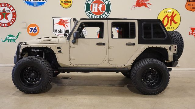 2017 Jeep Wrangler Unlimited Sport 4X4 FMJ,ALPINE RESTYLE,DUPONT KEVLAR,LED'S in Carrollton TX, 75006