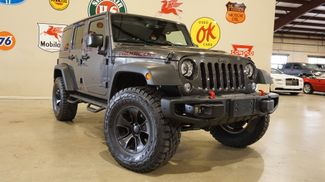2017 Jeep Wrangler Unlimited Rubicon Hard Rock 4X4 LIFTED,NAV,HTD LTH,11K in Carrollton, TX 75006