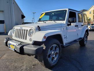 2017 Jeep Wrangler Unlimited Sahara   Champaign, Illinois   The Auto Mall of Champaign in Champaign Illinois