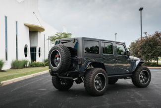 2017 Jeep Wrangler Unlimited Rubicon Hard Rock Chesterfield, Missouri 8