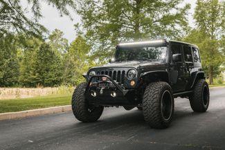 2017 Jeep Wrangler Unlimited Rubicon Hard Rock Chesterfield, Missouri 6