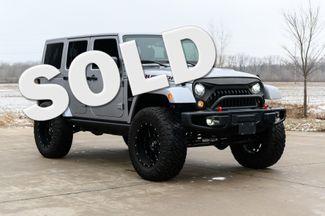 2017 Jeep Wrangler Unlimited Rubicon Hard Rock Chesterfield, Missouri