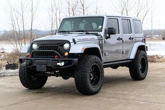 2017 Jeep Wrangler Unlimited Rubicon Hard Rock Chesterfield, Missouri 1