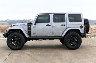 2017 Jeep Wrangler Unlimited Rubicon Hard Rock Chesterfield, Missouri 4