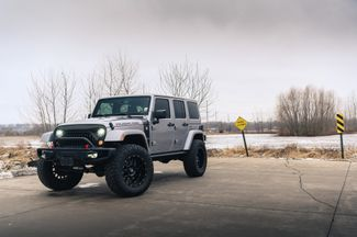 2017 Jeep Wrangler Unlimited Rubicon Hard Rock Chesterfield, Missouri 14