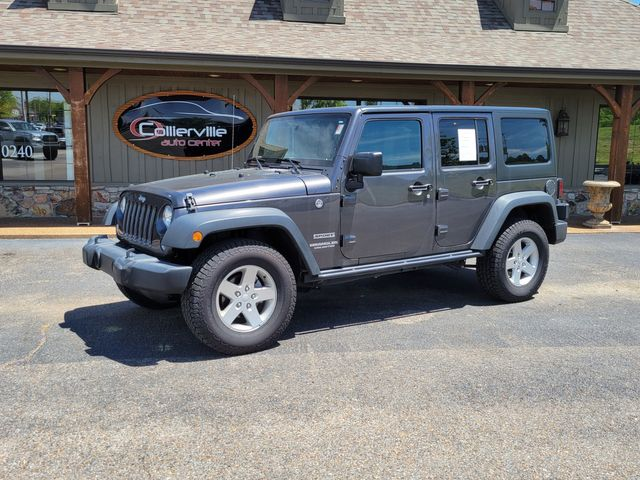 2017 Jeep Wrangler Unlimited Sport in Collierville, TN 38107