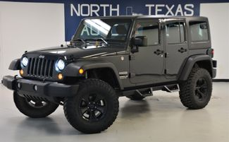 2017 Jeep Wrangler Unlimited Sport 4x4 1 Owner in Dallas, TX 75247