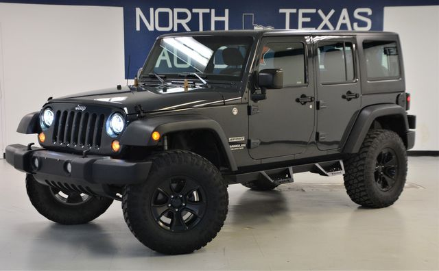 2017 Jeep Wrangler Unlimited Sport 4x4 1 Owner