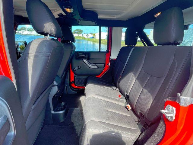 2017 Jeep Wrangler Unlimited 4x4 in Dania Beach , Florida 33004
