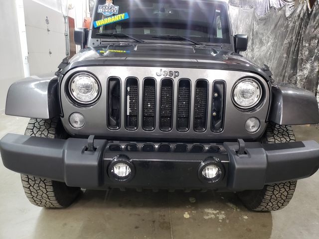 2017 Jeep Wrangler Unlimited Smoky Mountain in Dickinson, ND 58601