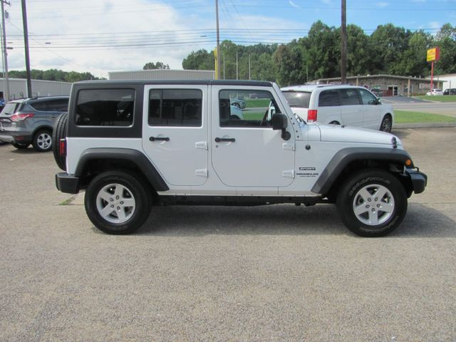 2017 Jeep Wrangler Unlimited Sport Dickson, Tennessee 1