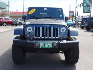 2017 Jeep Wrangler Unlimited Sahara Englewood, CO 1