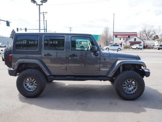 2017 Jeep Wrangler Unlimited Sahara Englewood, CO 3