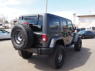 2017 Jeep Wrangler Unlimited Sahara Englewood, CO 5