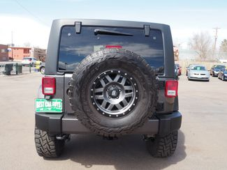 2017 Jeep Wrangler Unlimited Sahara Englewood, CO 6