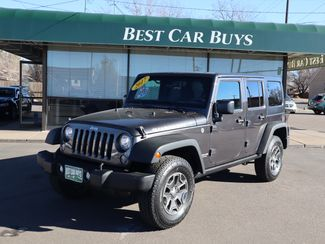 2017 Jeep Wrangler Unlimited Rubicon in Englewood, CO 80113