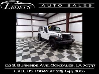 2017 Jeep Wrangler Unlimited in Gonzales Louisiana